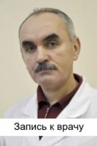 Отоларинголог Деревянко Сергей Николаевич