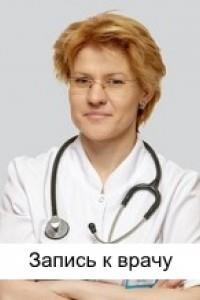Пульмонолог Воронкова Ольга Олеговна
