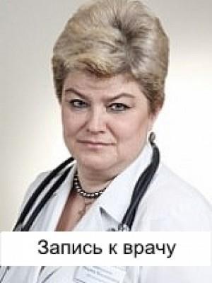 Отоларинголог  Тимошенко Татьяна Михайловна