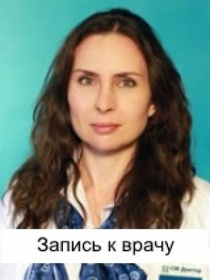 Отоларинголог  Казанова Анна Владимировна