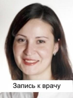 Отоларинголог Бычкова Ольга Сергеевна