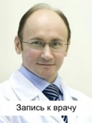 Гастроэнтеролог Бакулин Игорь Геннадьевич