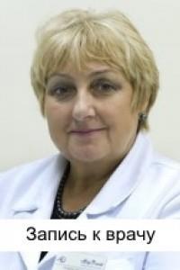 Гастроэнтеролог Лопаткина Татьяна Николаевна