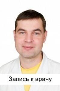 Пульмонолог Черный Сергей Семенович
