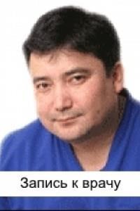Хирург Бисеков Саламат Хамитович