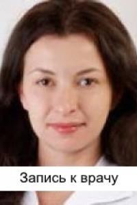 Хирург Захарова Ирина Михайловна