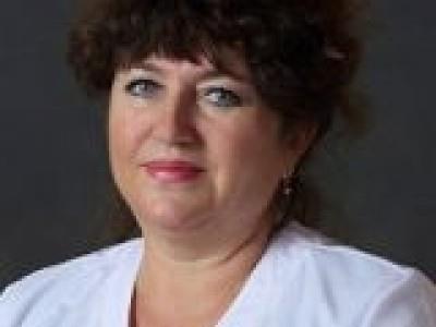 Кардиолог Иванюк Эльвира Геннадьевна