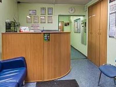 клиника на Сухаревской