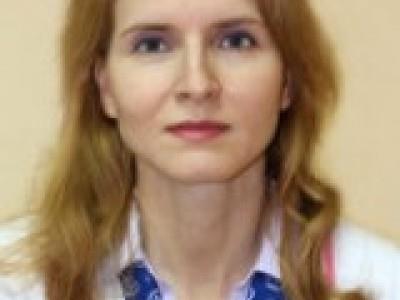 Нефролог Гордеева Татьяна Александровна