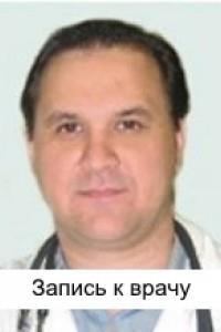 Пульмонолог Петруша Леонид Юрьевич
