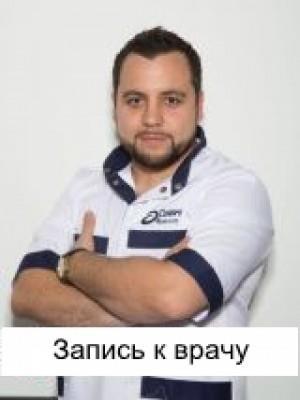 Стоматолог Антюхин Евгений Борисович