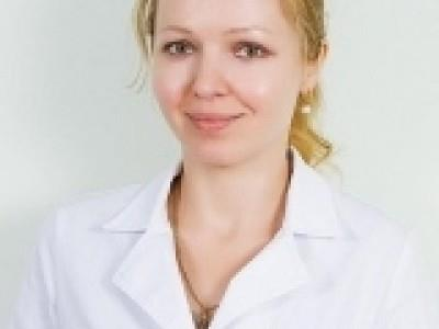 Пульмонолог Архипова Елена Геннадьевна