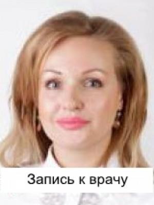 Дерматолог Шеверова Анна Николаевна фото