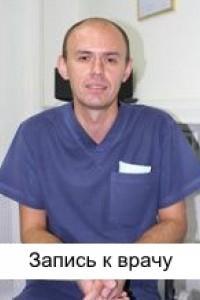 Стоматолог Чеберяко Сергей Михайлович