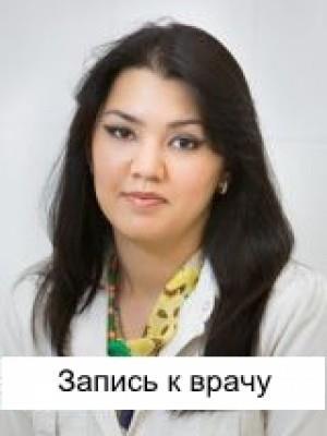 Кардиолог Ачилова Шахноза Абдуахатовна
