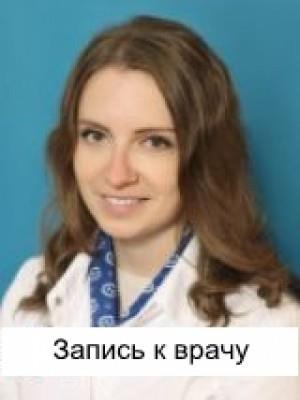 Маммолог Илларионова Наталия Сергеевна
