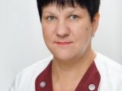 Пульмонолог Осипенко Светлана Петровна