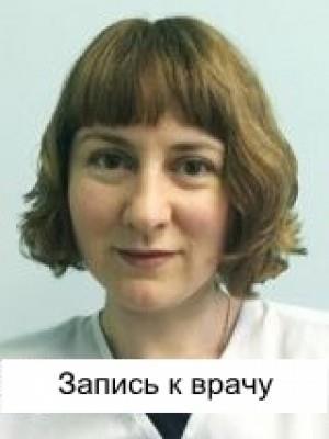 Ортопед Щукина Оксана Владиславовна