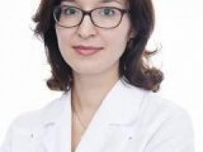 Гастроэнтеролог Галимова Саида Фаритовна