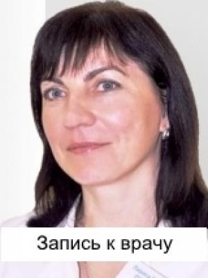 Отоларинголог  Пономарева Лариса Викторовна