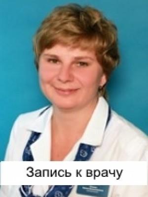 Пульмонолог Панина Ирина Валентиновна