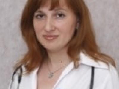 Маммолог Григорьевская Злата Валерьевна