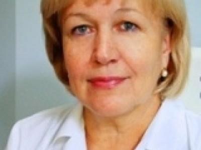 Пульмонолог Денисова Тамара Васильевна