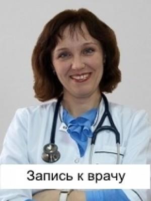 Пульмонолог Чикина Светлана Юрьевна