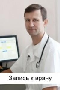 Невролог Солощенко Владимир Владимирович