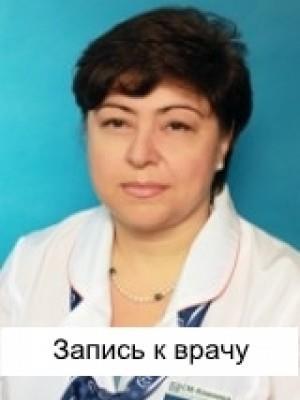 Гастроэнтеролог Шантурова Евгения Ибрагимовна