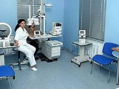 Центр восстановления зрения на ул. Россолимо