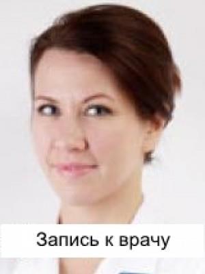 Отоларинголог  Трищенкова Светлана Николаевна