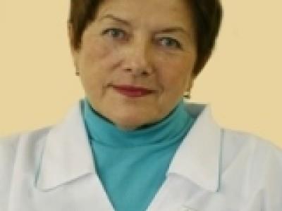 Гинеколог Руцкая Нелли Степановна