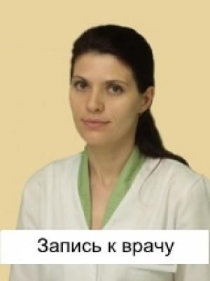 Отоларинголог Черникова Алиса Валентиновна  -